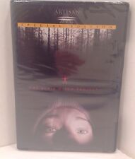 Unopened The Blair Witch Project (DVD, 1999, Special Edition)