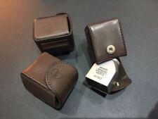 Maletines, bolsas y fundas carcasas de piel para cámaras de vídeo y fotográficas