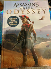 NEW SEALED - Assassin's Creed Odyssey Official Collectors Edition Guide + Poster