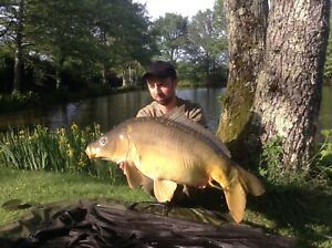carp fishing holiday france drive & survive option (no1 has blanked with us)