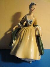 "Vtg Royal Doulton Vintage 1960 ""Elegance"" (Hn 2264) Bone China Figurine Euc"