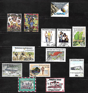 Trinidad & Tobago .. Fantastic stamp collection .. 4463