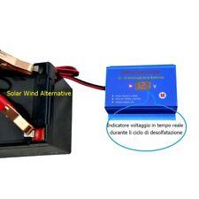 Rigeneratore batterie al piombo,12V 24V 36V 48V 60V 72V/Banco Batterie  600HA