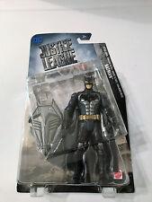 DC Justice League Tactical Suit Batman 2017 movie figure New