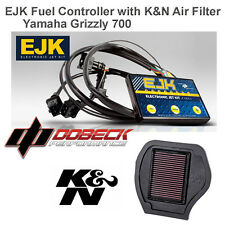 Yamaha Grizzly 700 EJK Fuel Injection Controller & K&N Air Filter YA-7007 EFI
