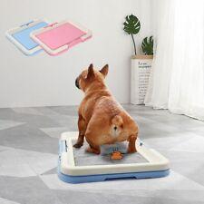 Portable Dog Training Toilet Indoor Potty Pet Litter Box Puppy Pad Holder Tray