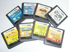 SIMS Series Game Boys Girls Nintendo DS/DSi/2DS/3DS/XL Pick From List