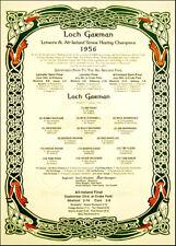 Wexford All-Ireland Senior Hurling Champions 1956: GAA Print
