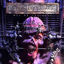 Iron Maiden - Man On The Edge EP Alternate Cover Heavy Metal Sticker, Magnet