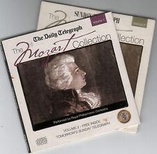 MOZART COLLECTION /ROYAL PHILHARMONIC ORCHESTRA - 2 CD SET: 4 COMPLETE CONCERTOS