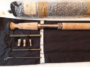 Hardy Zenith 14'6 #9 4pce Fly Fishing Rod