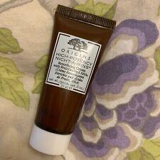 Origins High Potency Night-A-Mins Resurfacing Cream Mini Travel size 15ml