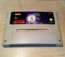 Super Nintendo SNES // Another World // DT. PAL