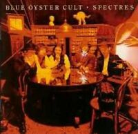 "BLUE OYSTER CULT ""SPECTRES"" CD RE-RELEASE NEUWARE"