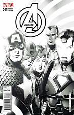 Avengers #44 Cheung Inked Variant Time Runs Out Final Issue Hickman Marvel 2017