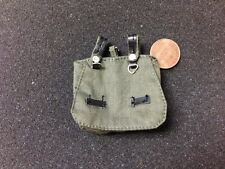 WWII German Soldier Pouch 1/6th Scale Accessory