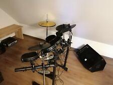 Schlagzeug E-Drum Alesis Drumset Turbo Mesh Kit plus Monitor The Box MK II