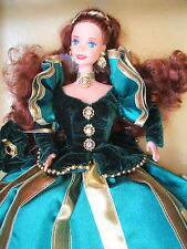 POUPEE BARBIE COLLECTION 1500 EX. DOLL RARE 1994 EVERGREEN REDHEAD 13173 NRFB