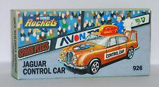 CUSTOM DISPLAY BOX ONLY CORGI ROCKETS 926 JAGUAR CONTROL CAR - FREE UK POST