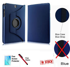 360 Rotating Case Cover For Samsung Galaxy Tab A 7.0 8.0 9.7 10.1, 10.1 S Pen