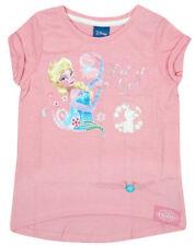 T-shirts, hauts et chemises roses Disney pour fille de 2 à 16 ans
