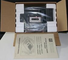 OMNICRON VLR-8CT 1/8 SPEED-WITH TIME TRACK TALKING CLOCK-CALENDAR NEW IN BOX