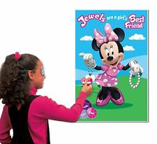 Minnie Mouse Clubhouse Party Game X10