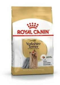 Royal Canin Yorkshire Terrier Adult Dry Dog Food FREE NEXT DAY DELIVERY