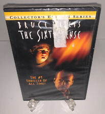 The Sixth Sense Collectors Edition Series Brand New Sealed Dvd (Bruce Willis)