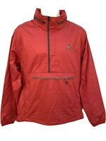 New NIKE ACG All Conditions Gear STORM FIT Mens Active RAIN Jacket Red M