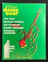 DOWN BEAT MAGAZINE - Mar 13 1975 - Randy Newman / Joe Pass / Lee Ritenour