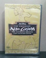 Authentic Disney: The Emperor's New Groove (2 Disc Collector's Edition) LIKE NEW