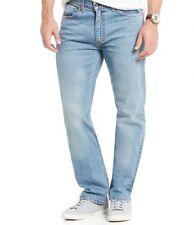 NWT! Levi's 505 Regular Fit Straight Leg Stretch Denim Jeans - Clif - 1456