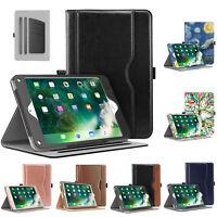 MoKo Slim Folding Stand Folio Cover Case w/ Card Slots for Apple iPad 9.7 2018