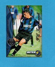 INTER CARDS 2000- numero 34- ROBERTO BAGGIO -NEW