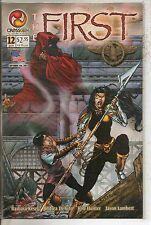 Crossgen Comics First #12 November 2001 NM-