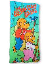 Vintage 1990 Berenstain Bears Sleeping Bag | Coleman Excellent Condition RARE
