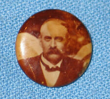 Vintage Antique Victorian Mourning Photo Pin - FREE SHIPPING