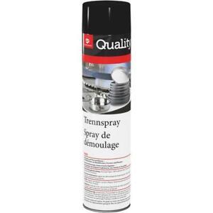 TGQ Trennspray Dose Trennfett Backtrennmittel Grillspray 600ml (9,98 EUR/l)