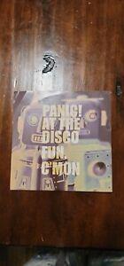 Panic at the Disco & fun. C'MON Vinyl Record (RARE)