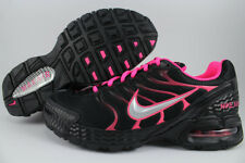 the latest 09321 49985 Nike Womens Air Max Torch 4 Running Shoe Black pink US Size 8m