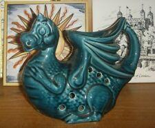 Vintage Green Dragon Oil Burner