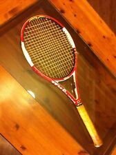 Wilson RF Pro Staff Six One K Factor 90 BLX Tennisschläger Racket L2 Federer