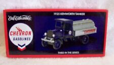Chevron 1925 Kenworth Tanker Regular Edition New In Box  1:34 Scale