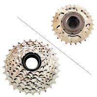 For BIKE SRAM DNP 7-Speed Screw-on MTB Bike Freewheel Nickel Plate 11-28T