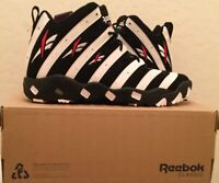 Men's Reebok Tech 90s Train V55133 Frank Thomas Big Hurt Black/White Size 12