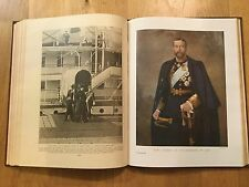 Vintage Book - Our King and Queen, A Pictorial Record (J.A.Hammerton-Vol 1)