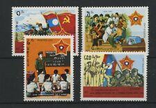 (W0642) ANNIVERSARY ARMY, LAOS, MNH/UM, SET, SEE SCAN