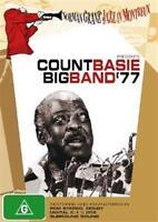 COUNT BASIE Big Band '77: Norman Granz' Jazz In Montreux Presents DVD NEW