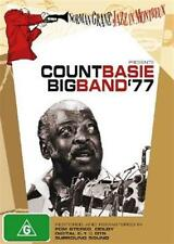 COUNT BASIE Big Band '77: Norman Granz' Jazz In Montreux Presents DVD NEW